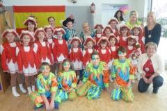 Kinderball 21.02.2012