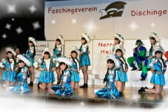 Narren in Tracht 15.01.2016