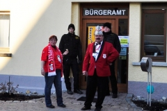 Umzugsparty im Faschingszelt 21.02.2012
